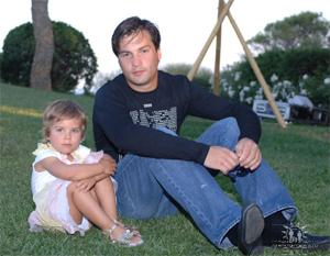 сын татьяны дьяченко глеб фото